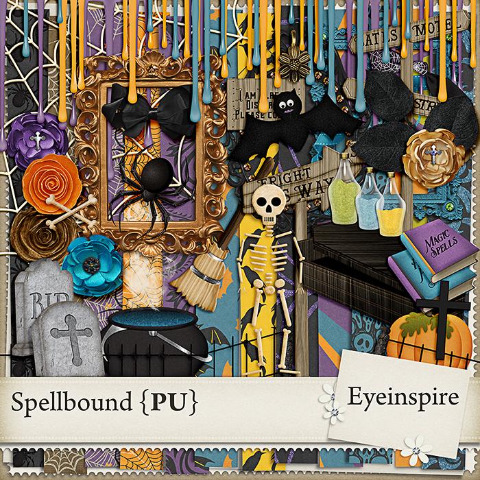 Spellbound Kit