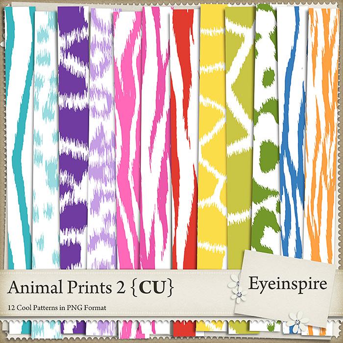 Animal Prints 2