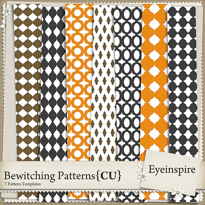 Bewitching Patterns 1