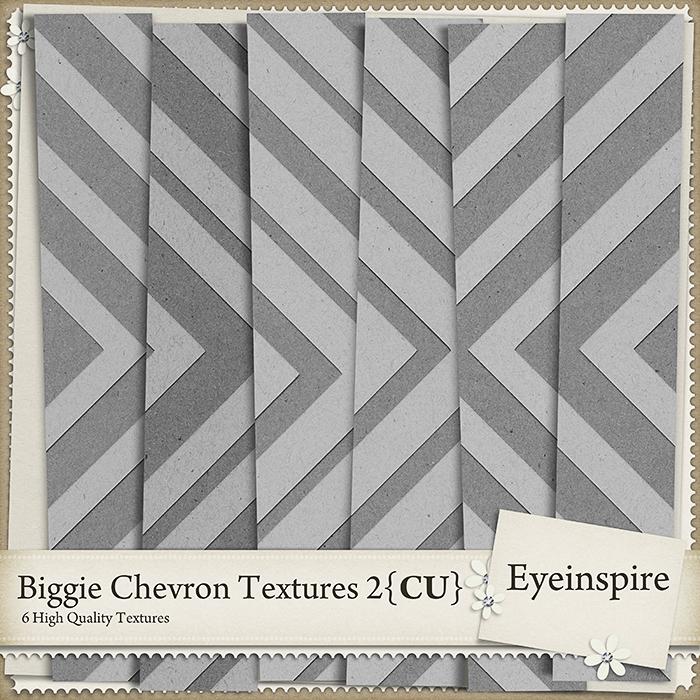 Biggie Chevron Texture Cutlets 2