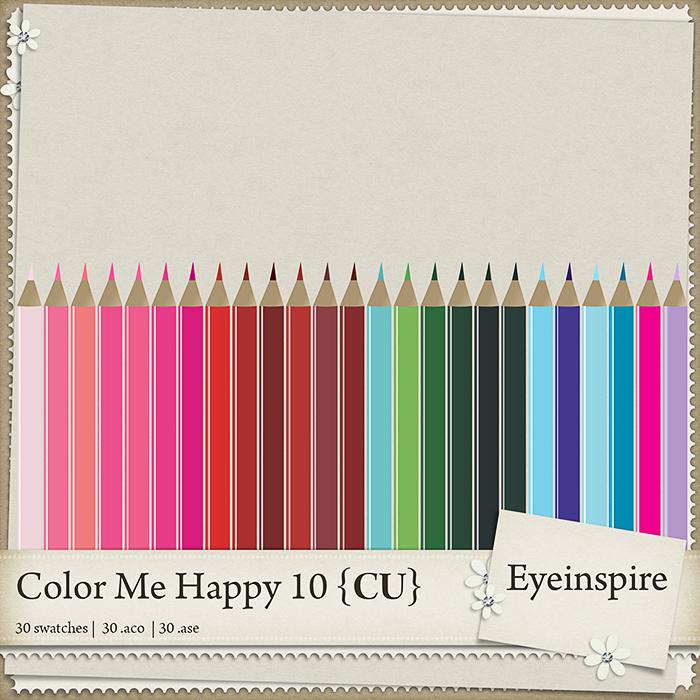 Color Me Happy 10