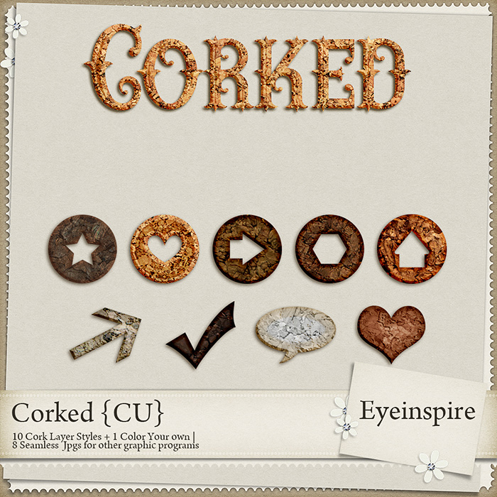 Corked Styles