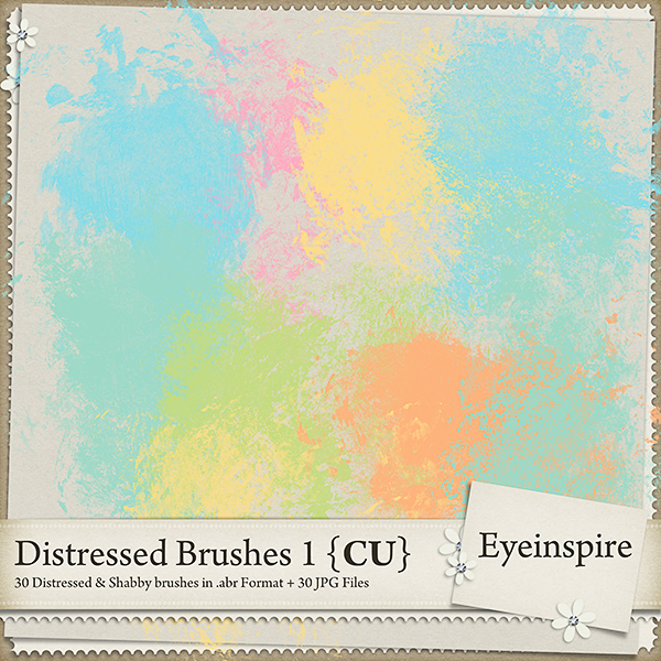Distressed Brushes 1