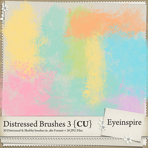 Distressed Brushes 3
