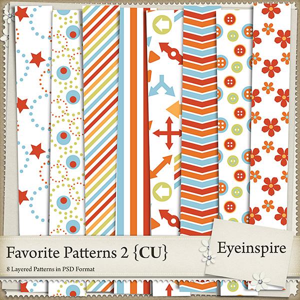 Favorite Patterns 2
