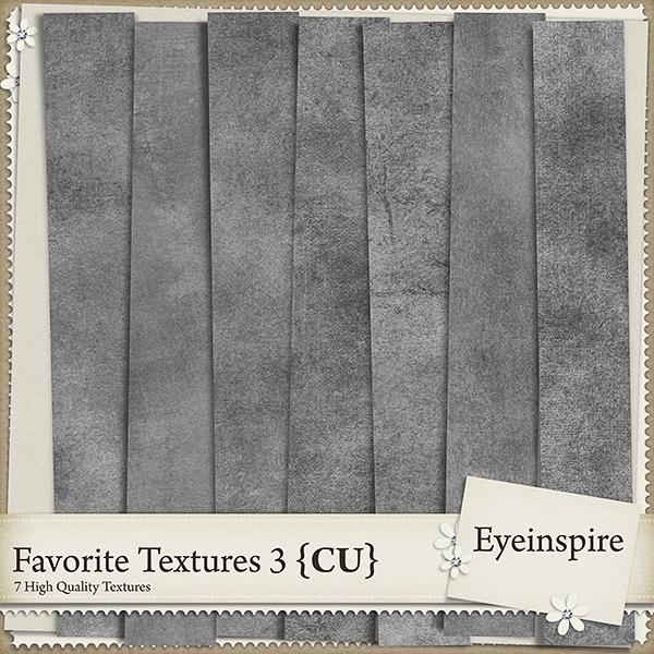 Favorite Things Textures 3