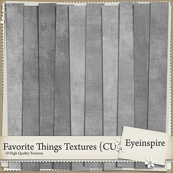 Favorite Things Textures