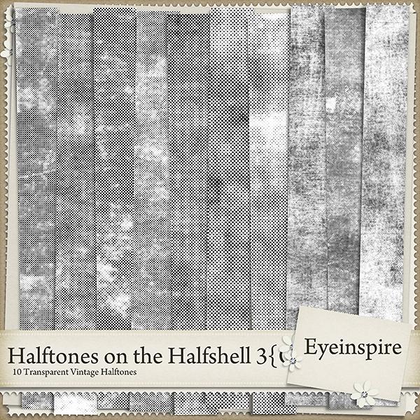 Halftones on the Halfshell 3