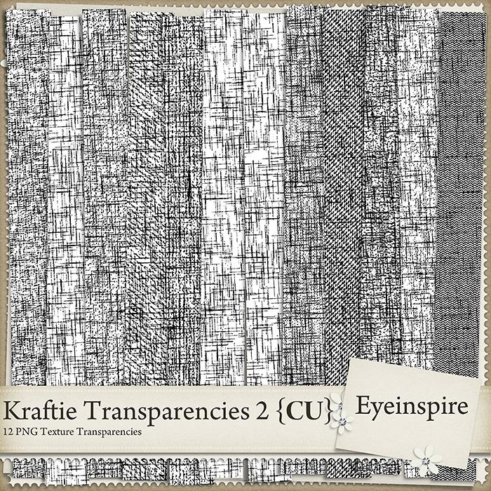 Kraftie Transparencies 2