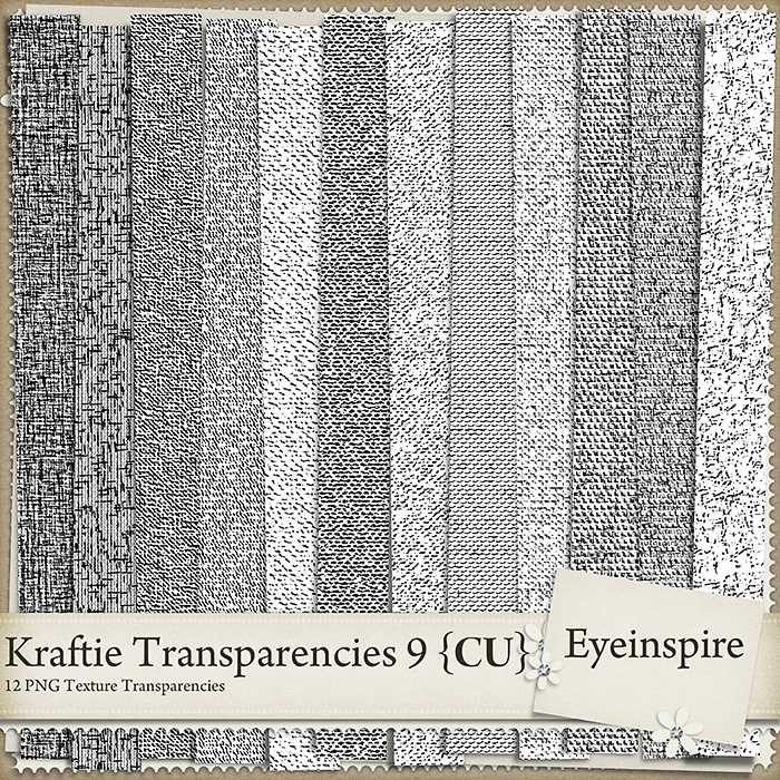 Kraftie Transparencies 9