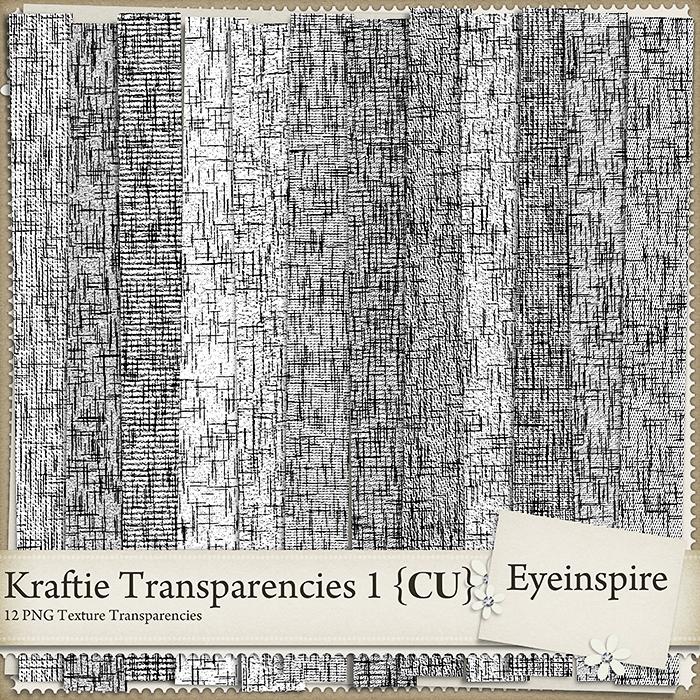 Kraftie Transparencies 1