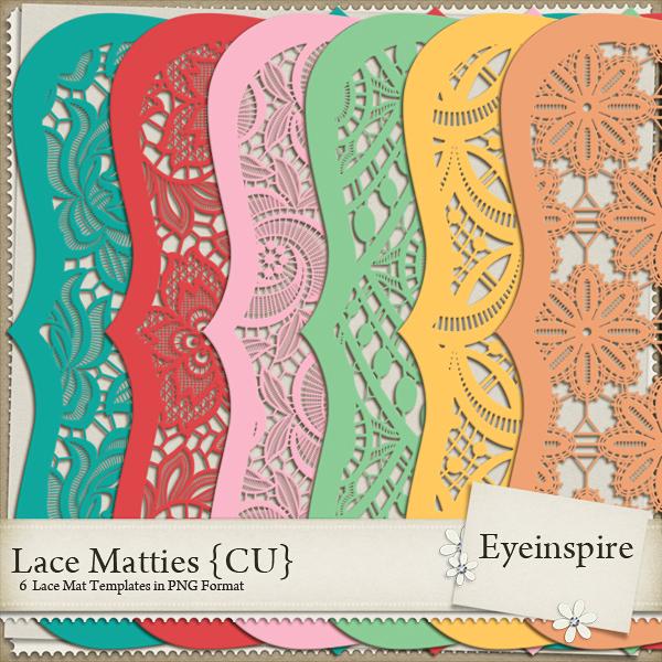 Lace Matties