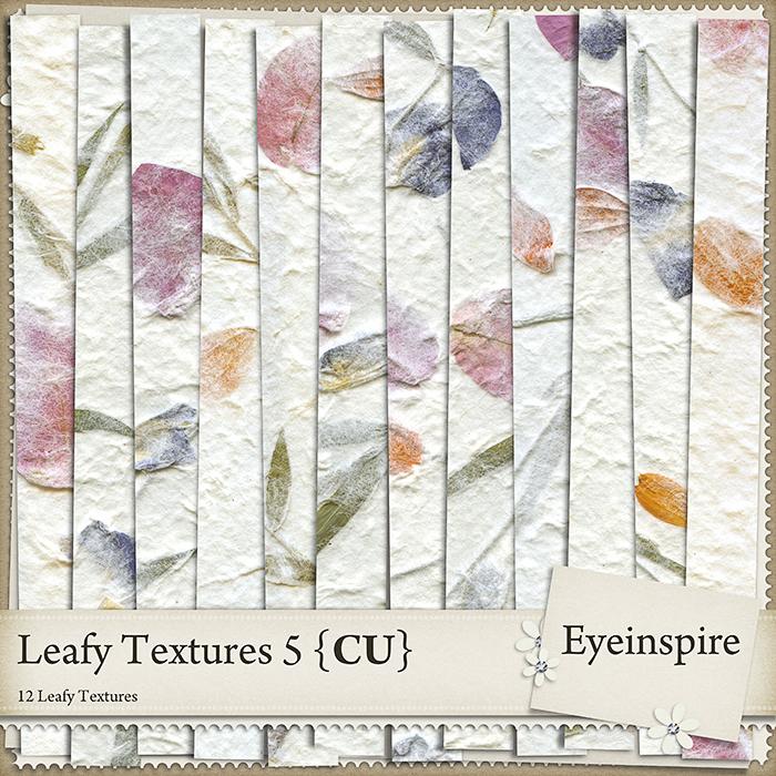 Leafy Textures 5