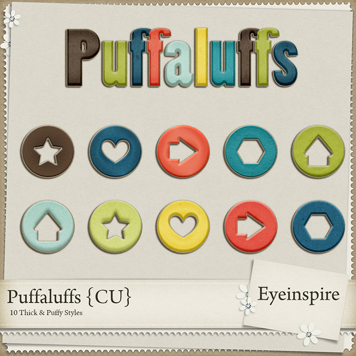 Puffaluffs Layer Styles