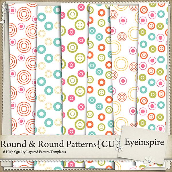 Round and Round Patterns