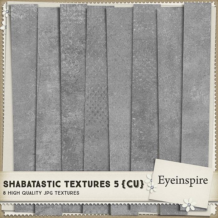 Shabatastic Textures 5