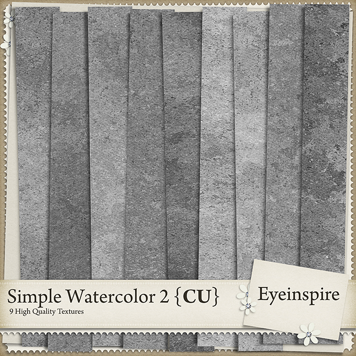 Simple Watercolor Textures 2