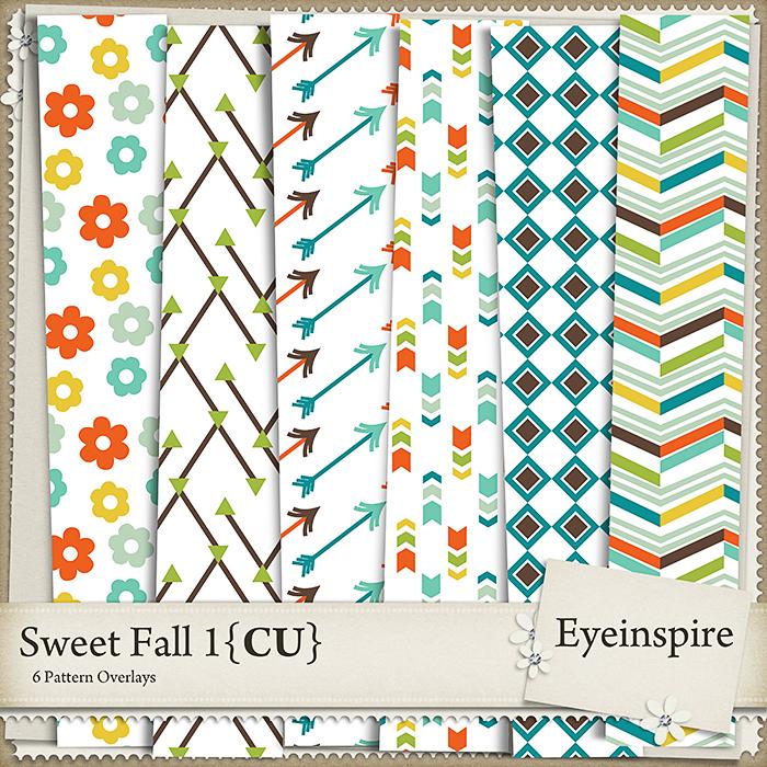 Sweet Fall Patterns