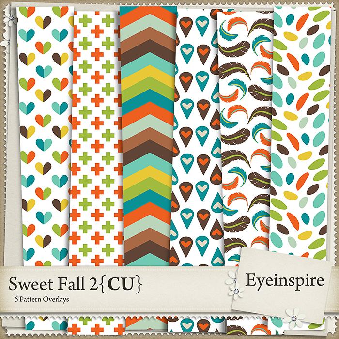 Sweet Fall Patterns 2
