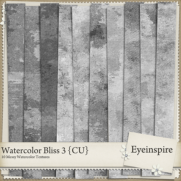 Watercolor Bliss Textures 3