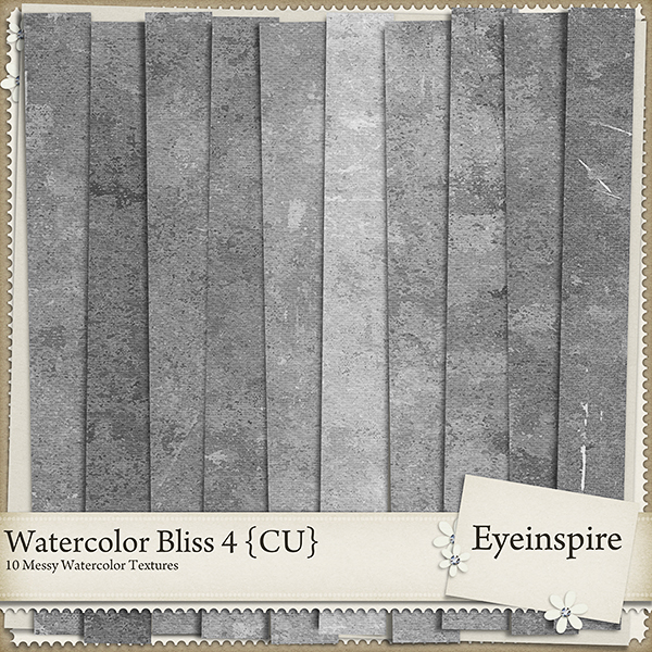 Watercolor Bliss Textures 4