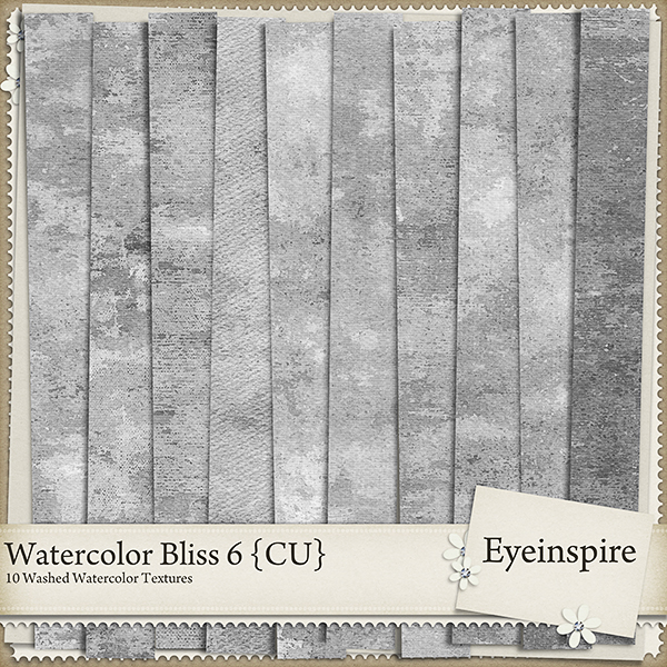 Watercolor Bliss Textures 6