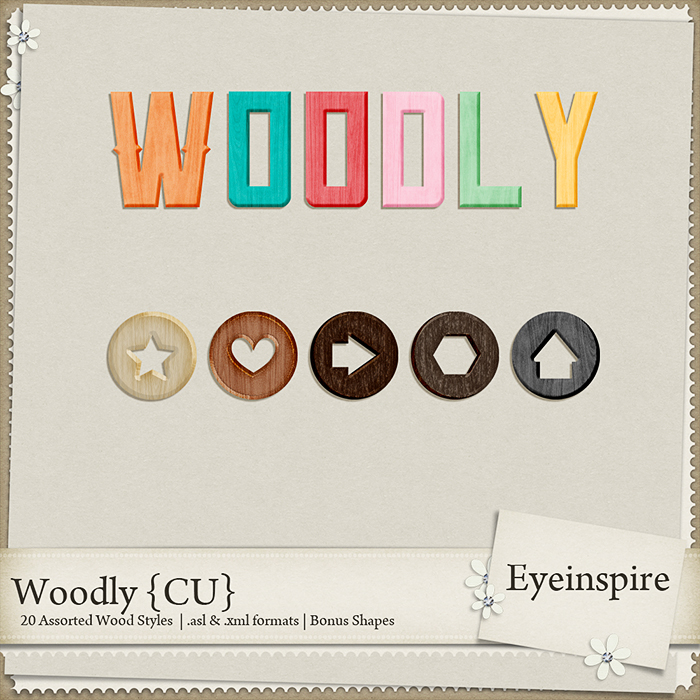 Woodly Styles