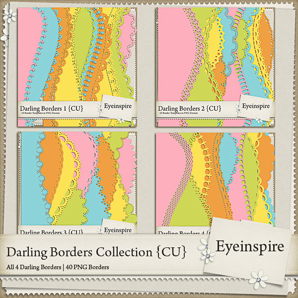 Darling Borders Collection