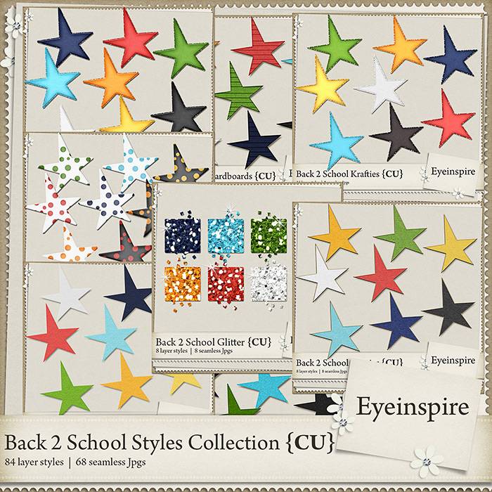 Back 2 School Styles Collection