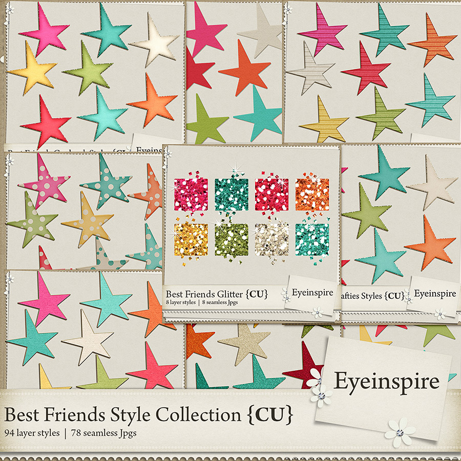 Best Friends Styles Collection