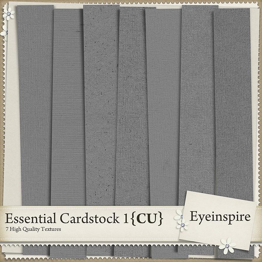 Essential Cardstock