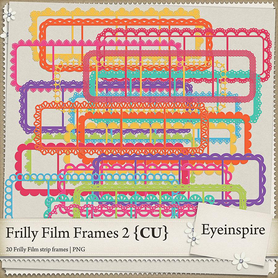 Frilly Frames 2