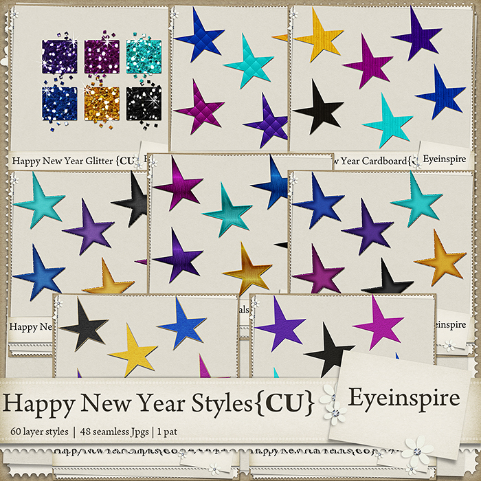 Happy New Year Style Collection