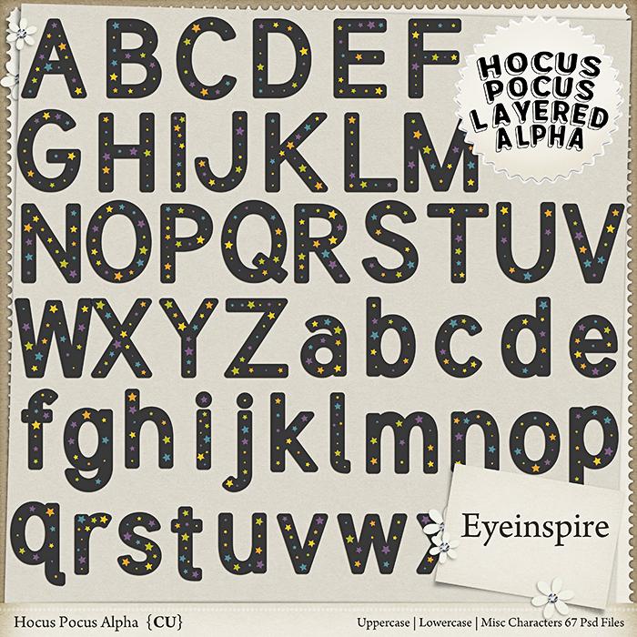 Hocus Pocus Alpha