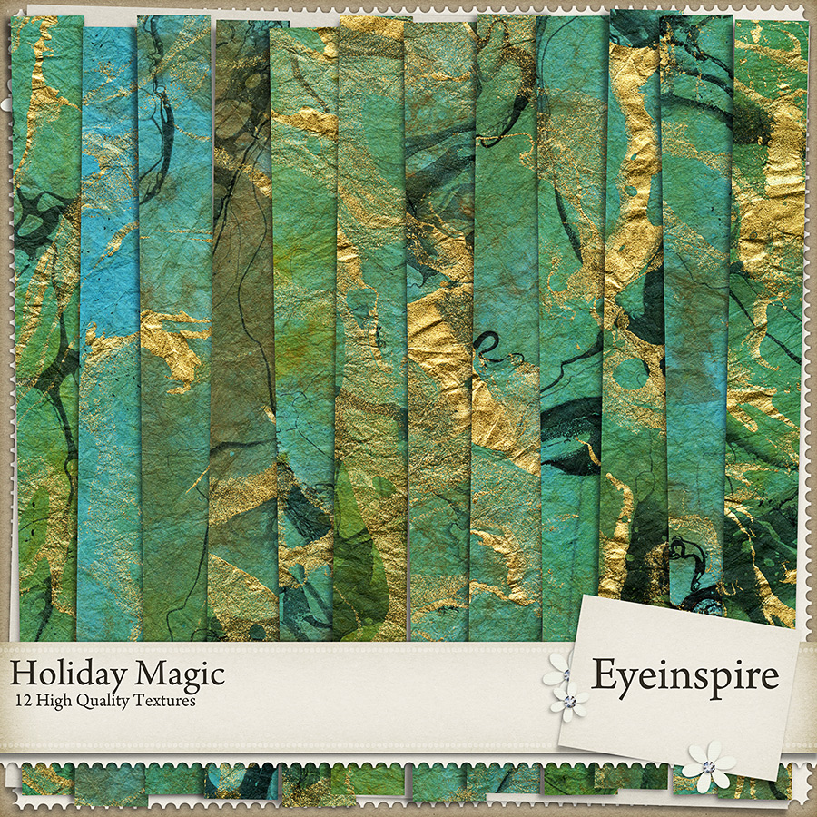 Holiday Magic Textures