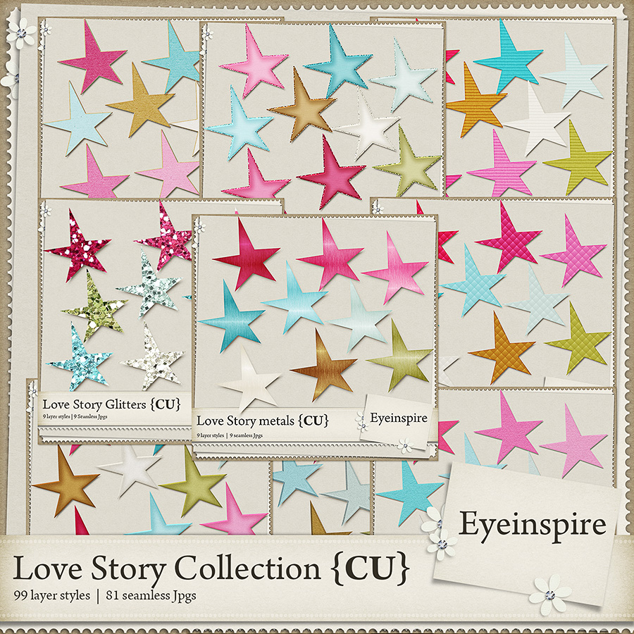 Love Story Style Collection