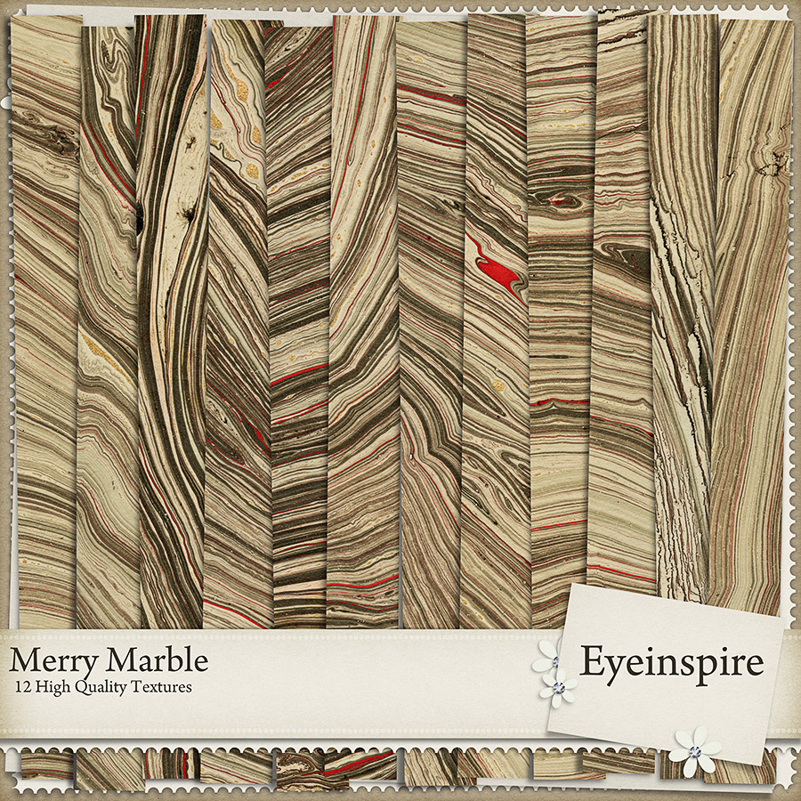 Merry Marble Textures