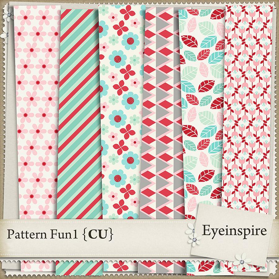 Pattern Fun 1
