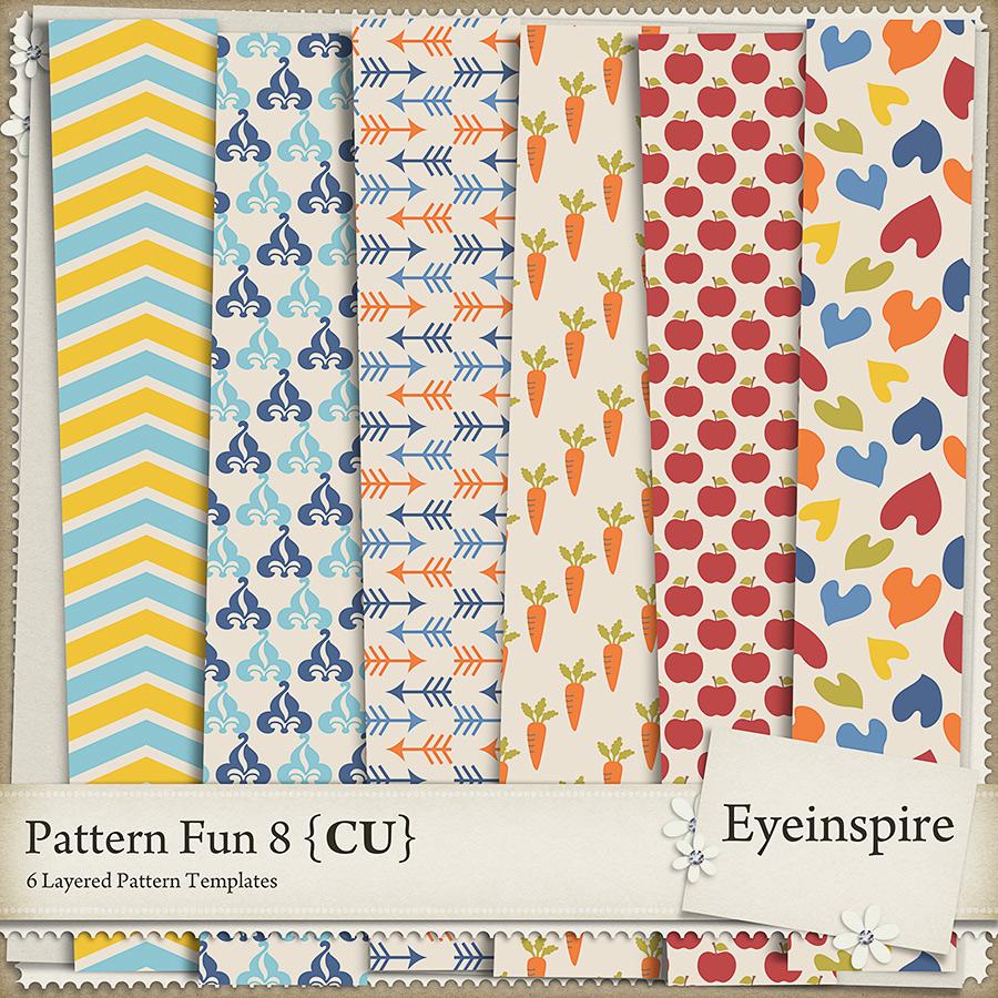Pattern Fun 8