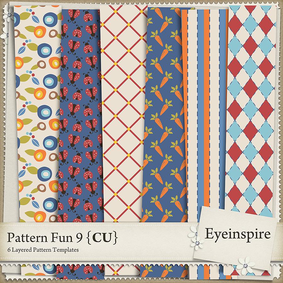 Pattern Fun 9