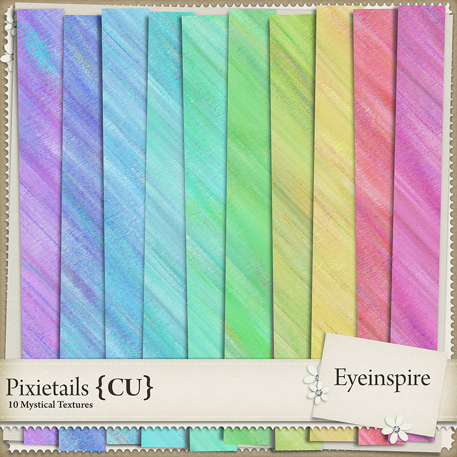 Pixietale Textures
