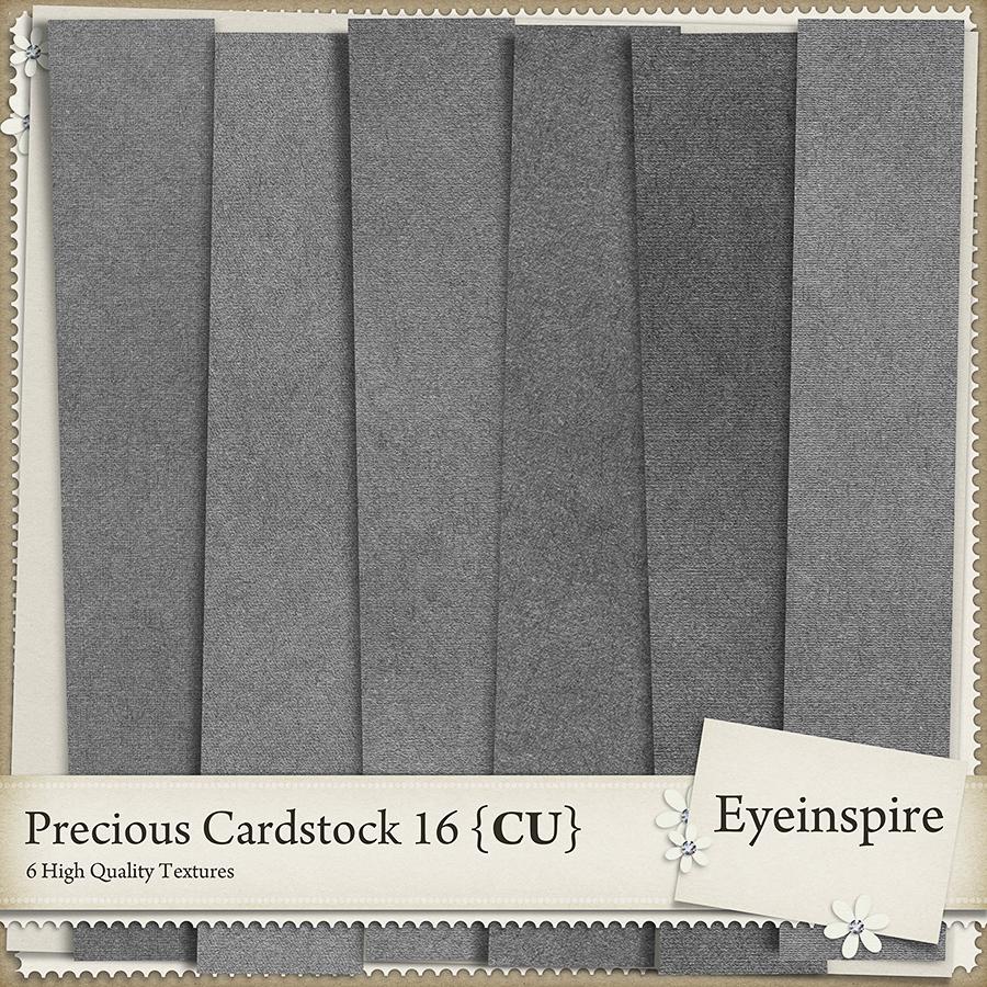 Precious Cardstock 16