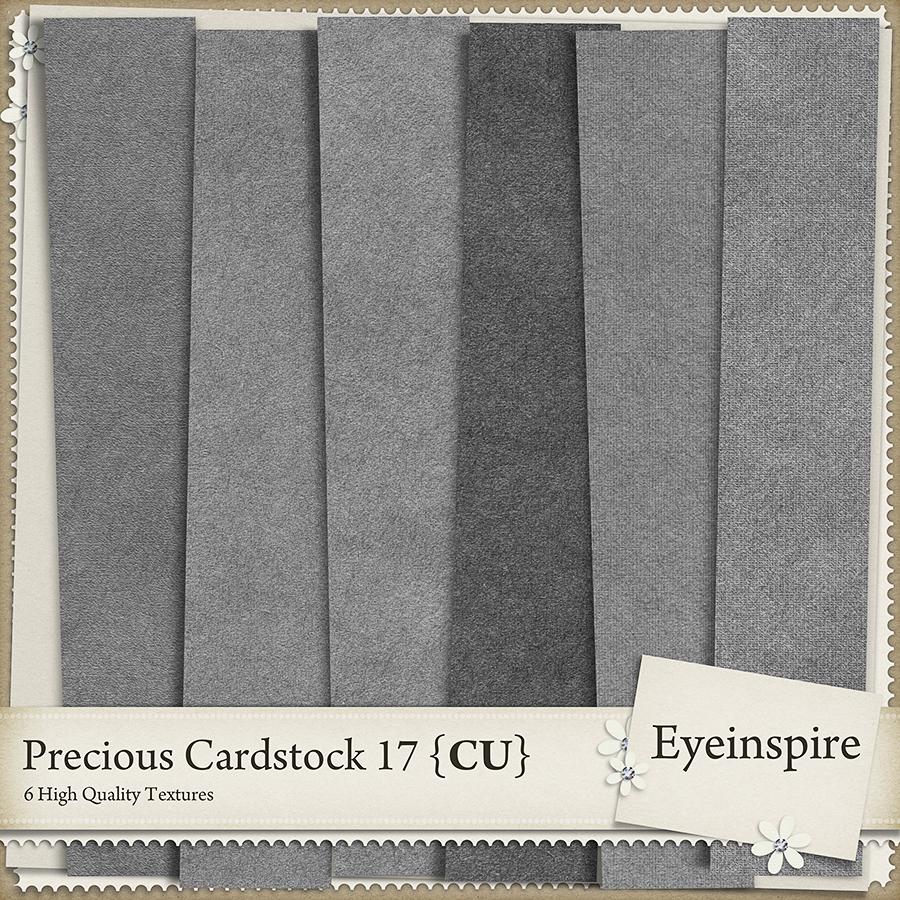 Precious Cardstock 17