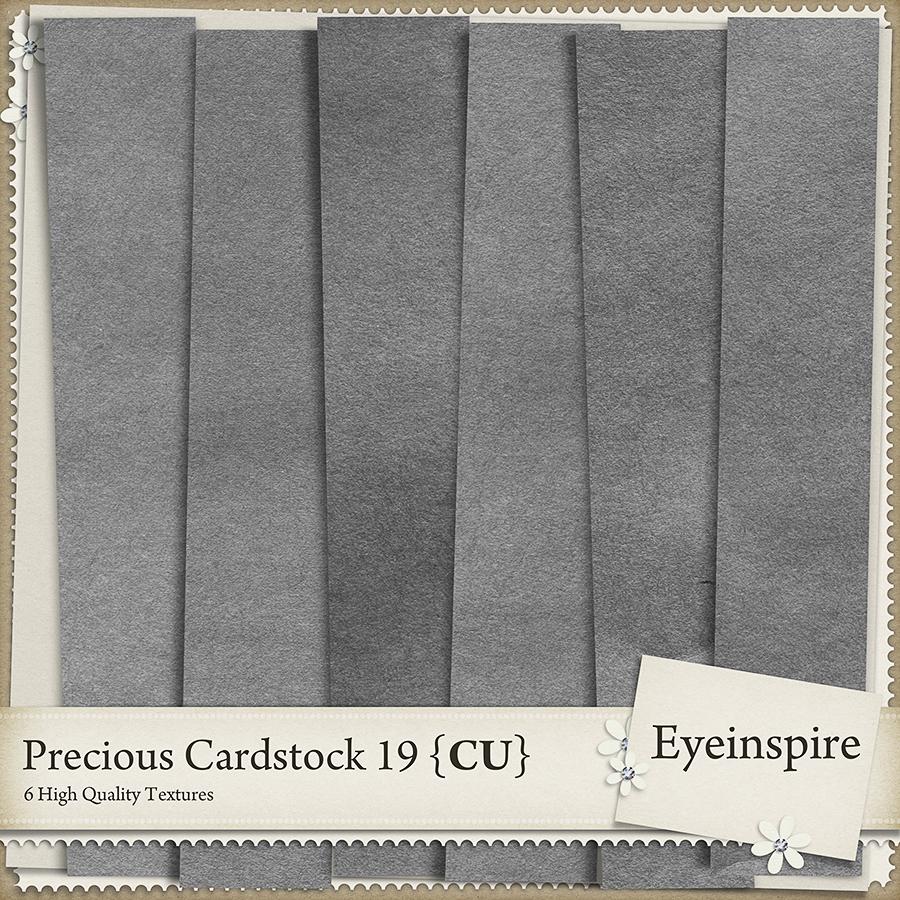 Precious Cardstock 19