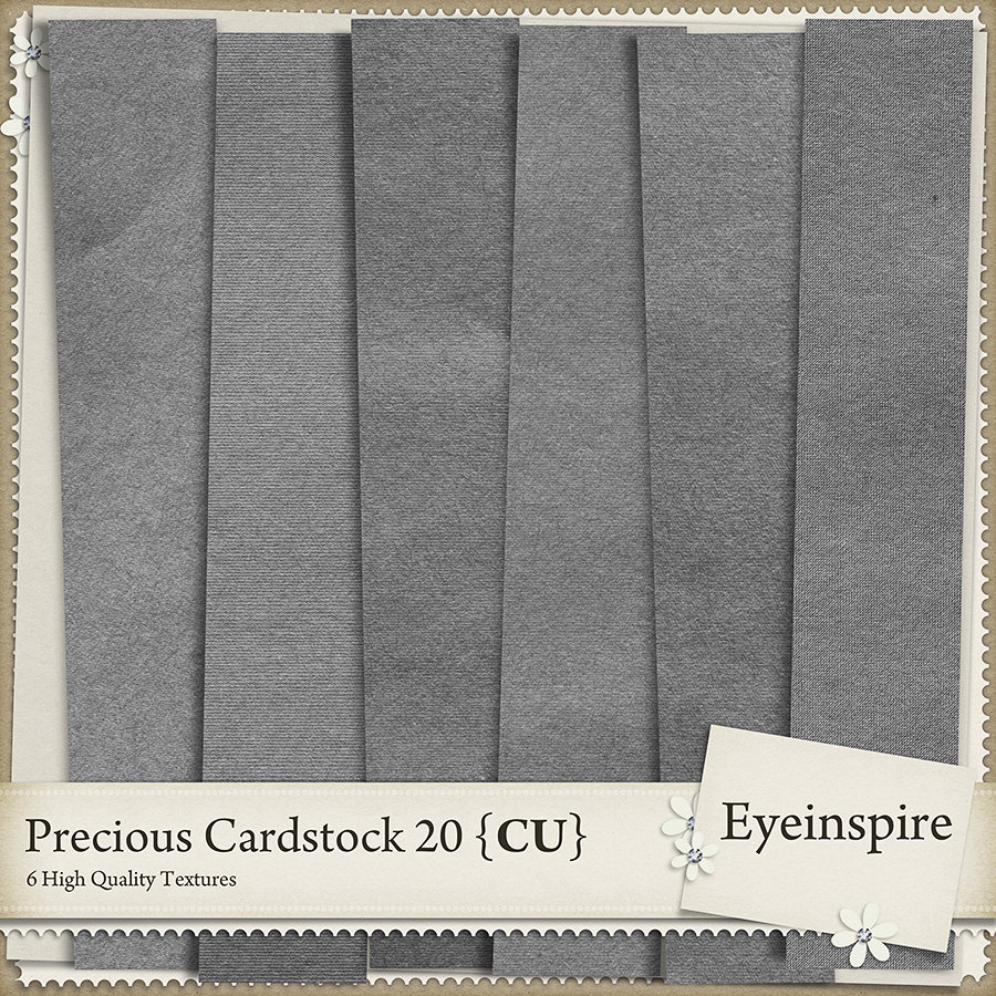Precious Cardstock 20
