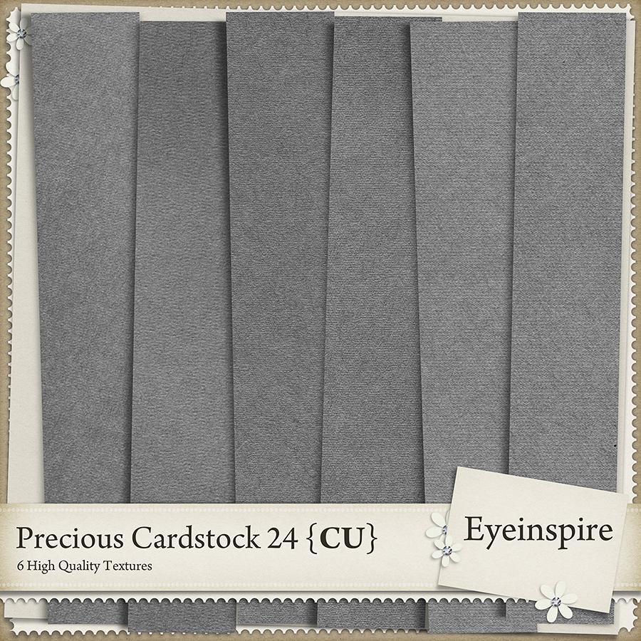 Precious Cardstock 24