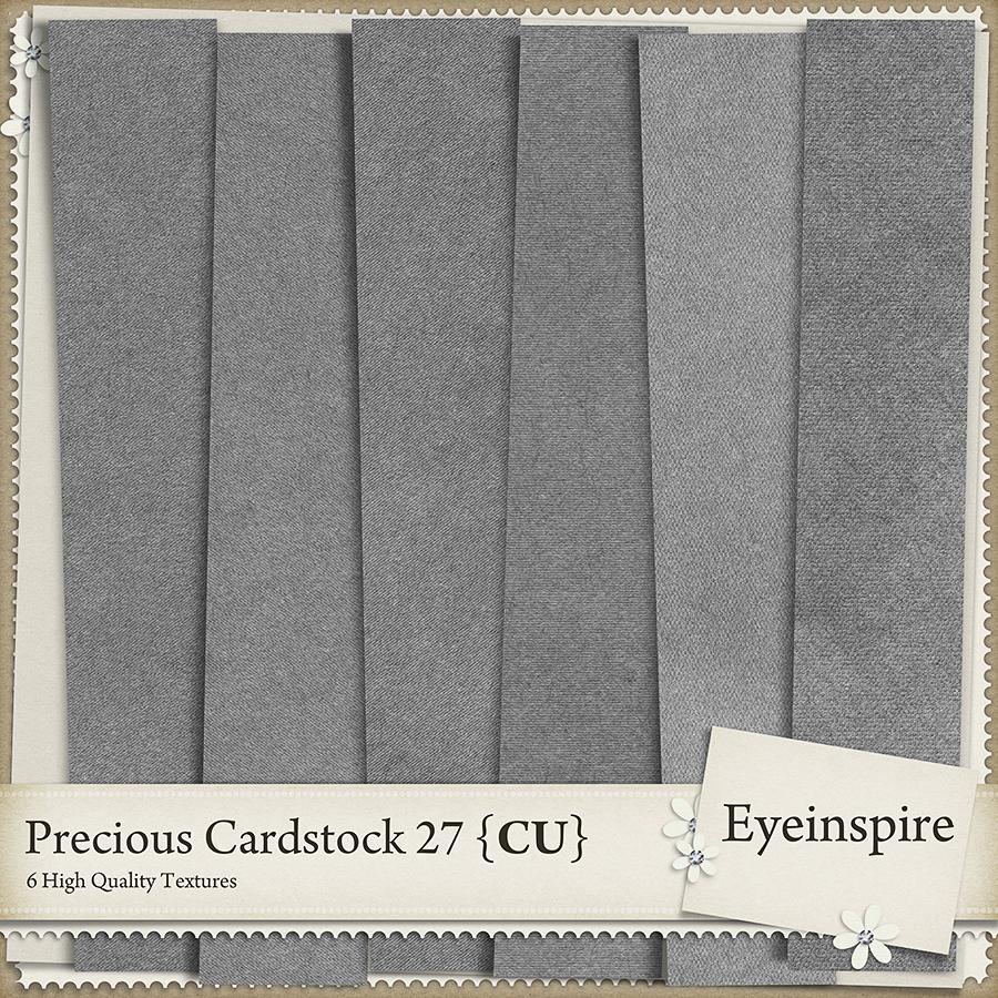 Precious Cardstock 27