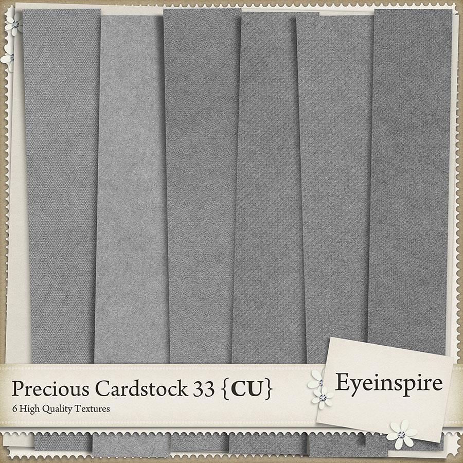 Precious Cardstock 33