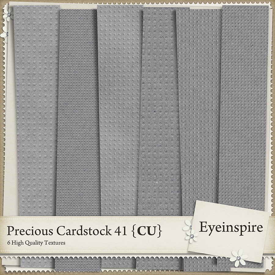 Precious Cardstock Textures