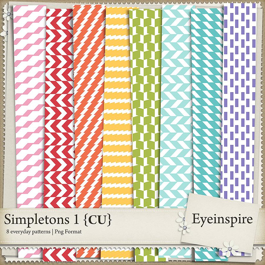 Simpleton Patterns